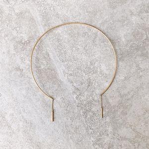 Gorjana Gold Collar Necklace